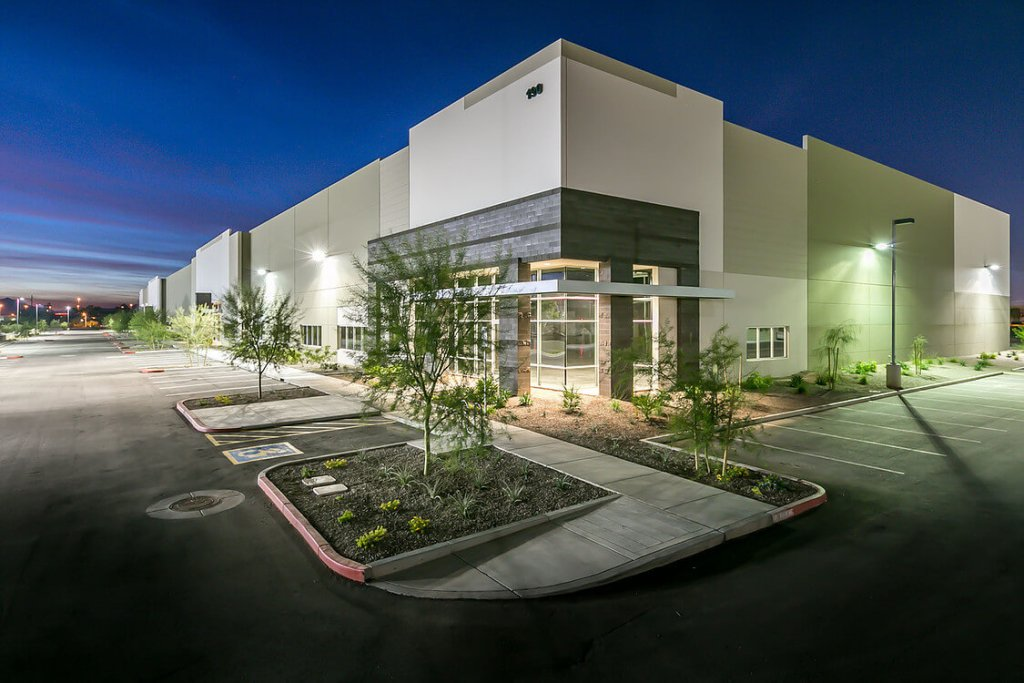 Lee & Associates Represents Buyer and Seller of Westech Business Center