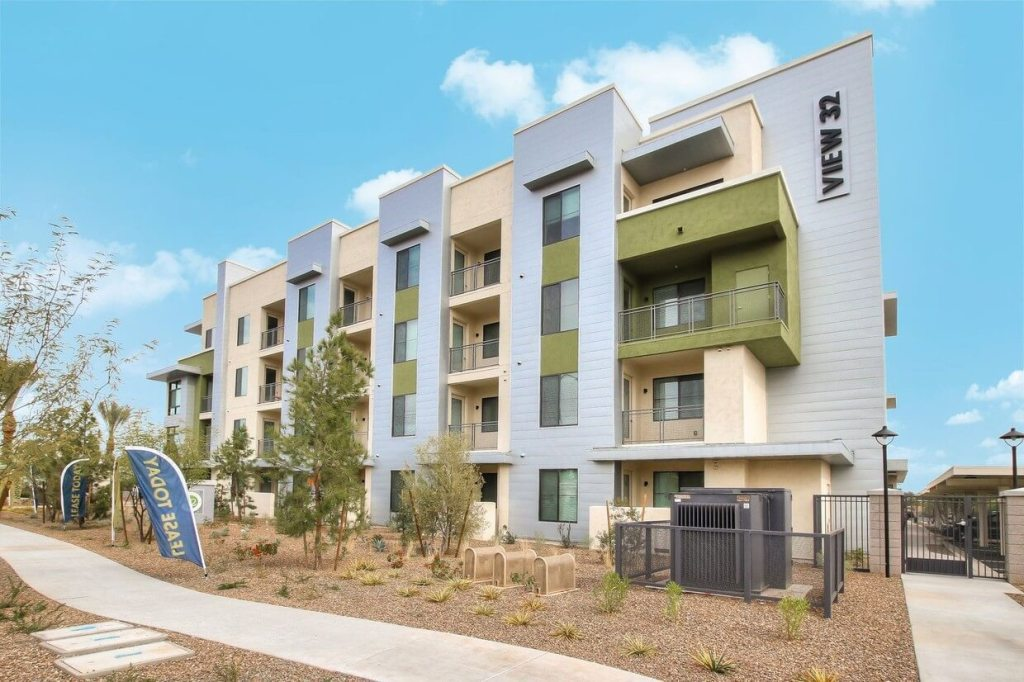 NorthMarq Completes $17,039,000 Refinance of View 32 in Phoenix