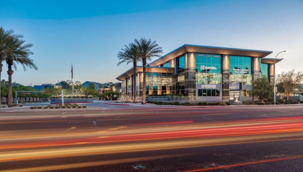 Colliers International Selected to Lease 3900 East Camelback