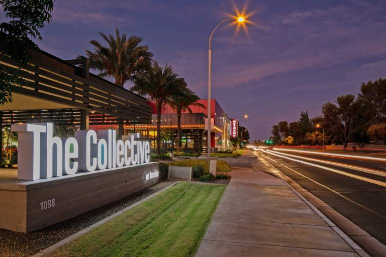 Phoenix Commercial Advisors Sells The Collective Shops