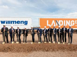 Willmeng Construction Breaks Ground on Landing 202