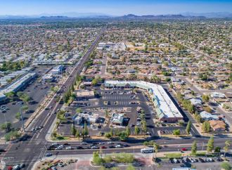 Glendale Shopping Center Trades for $6.3 Million