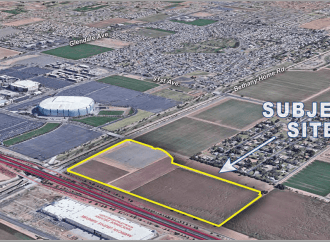 Kent Circle Partners Completes Land Sale Located Across From State Farm Stadium
