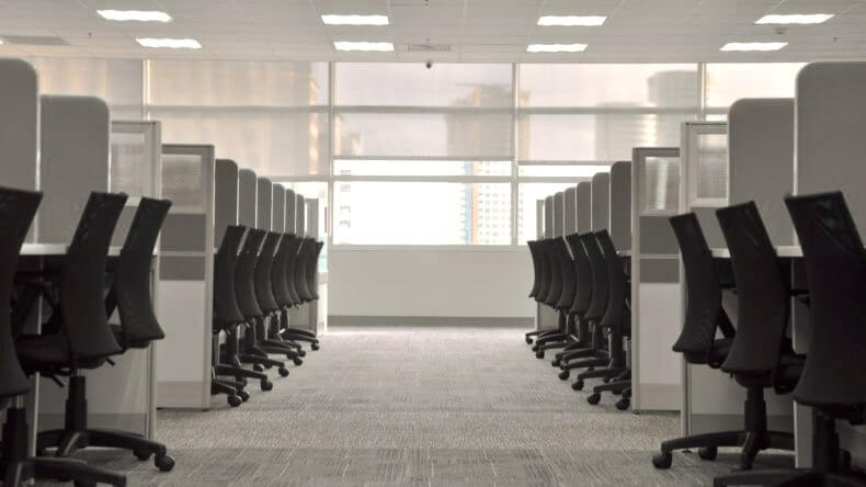 COVID-19 Could Change The Look of Office Space As We Know It