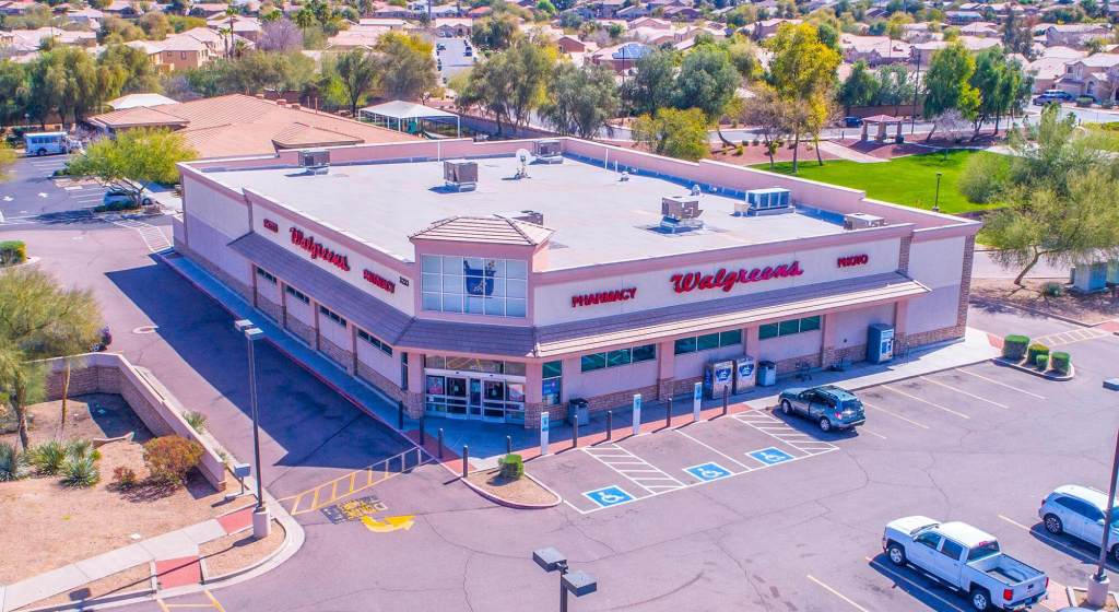 Marcus & Millichap Arranges the Sale of NNN Walgreens in Gilbert
