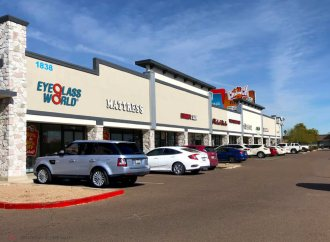 Newmark Knight Frank Completes $5.778 Million Sale of Retail Center – Crossroads at Deer Valley Plaza