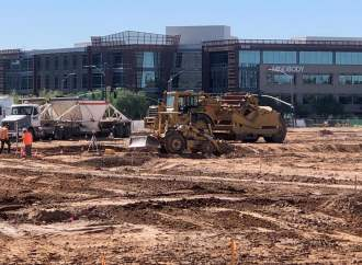 Construction Underway at Papago Plaza