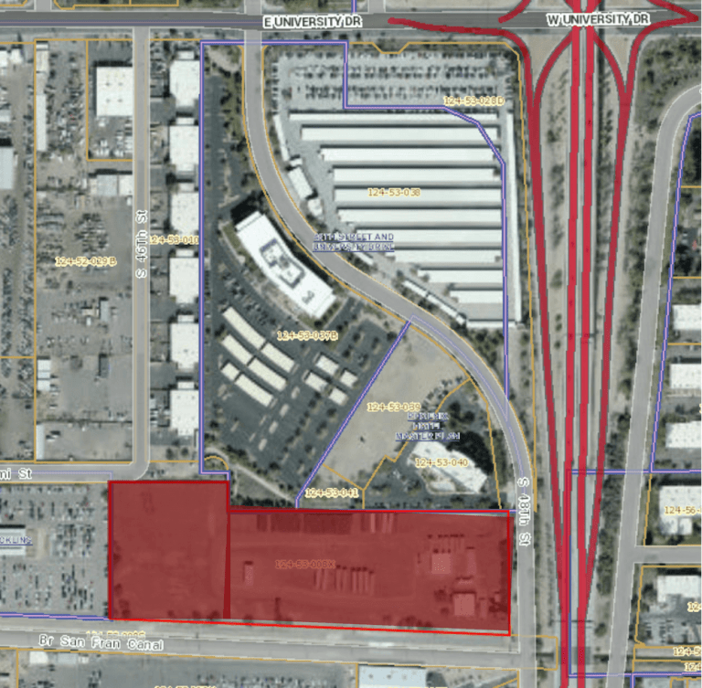 ViaWest Group Buys 10 Acres of Land in Sky Harbor Submarket