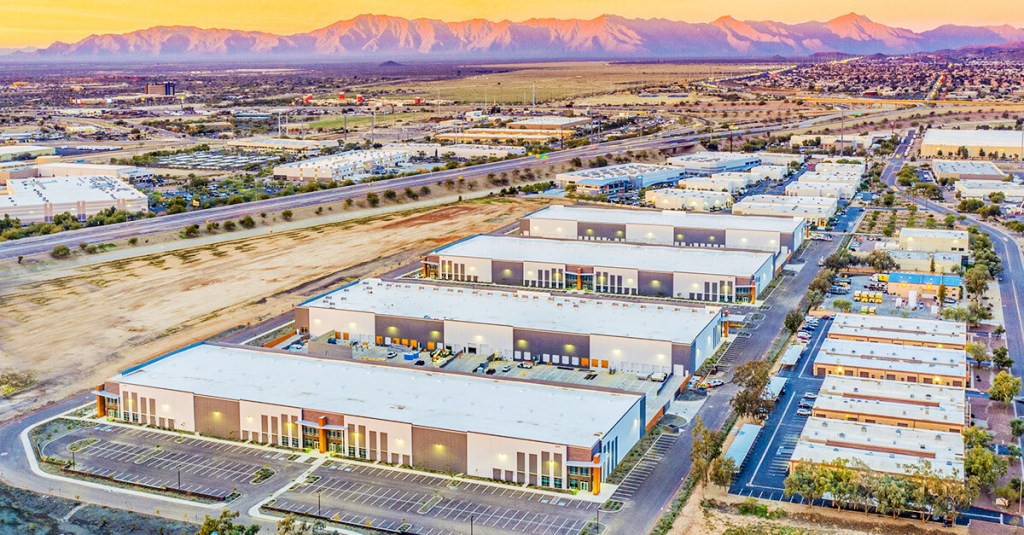 JLL Income Property Trust Acquires Southeast Phoenix Distribution Center