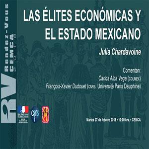 Comité de tesis «Las élites económicas y el estado mexicano»