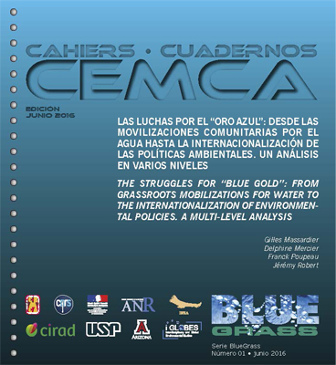 Cuadernos CEMCA serie BlueGrass