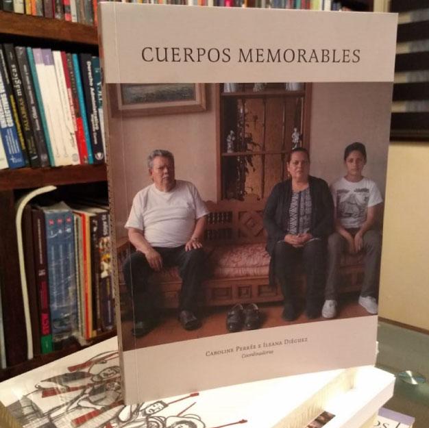 [28 marzo] Presentación del libro: Cuerpos Memorables