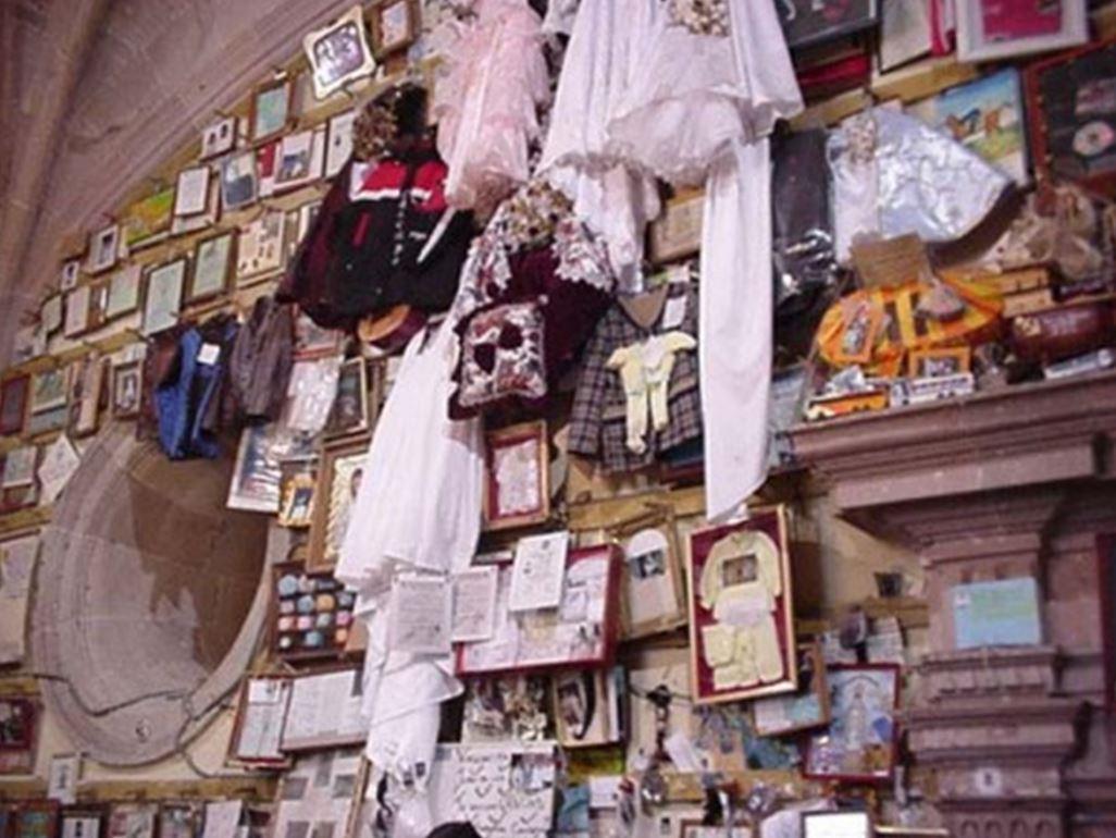 Sala de exvotos de San Juan de los Lagos – Jalisco – México