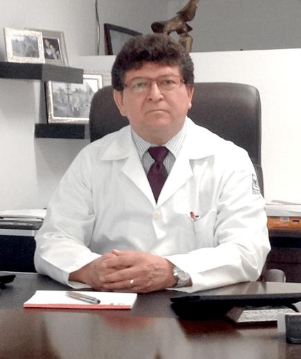 Dr. Javier de J. Morales Adrian