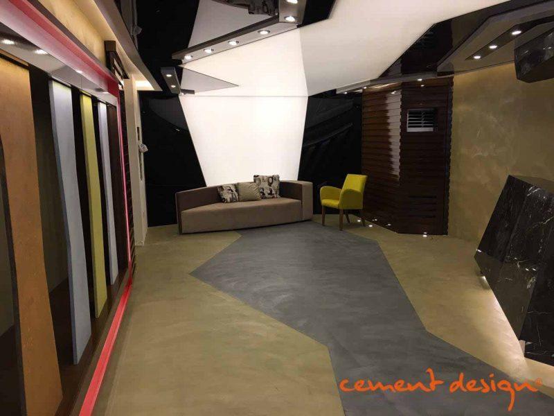 Showroom Turkey Cement Design (1)