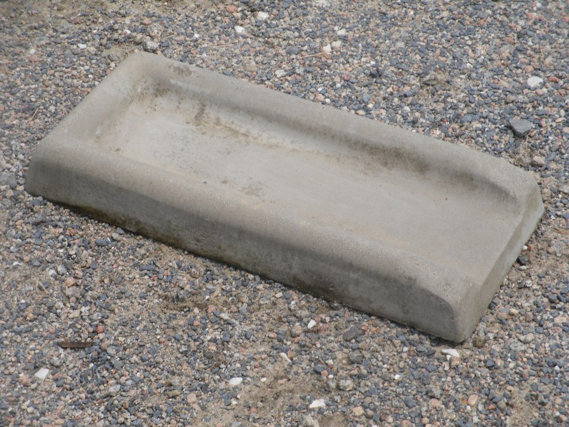 Concrete Gutter Splash Block