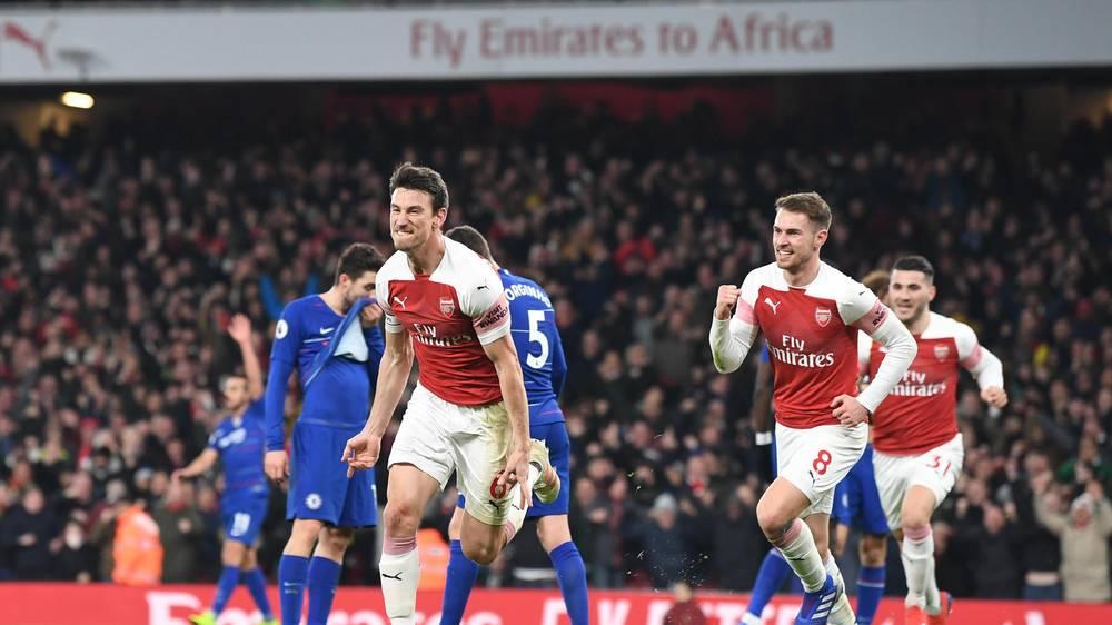 Emery puas mengalahkan Chelsea
