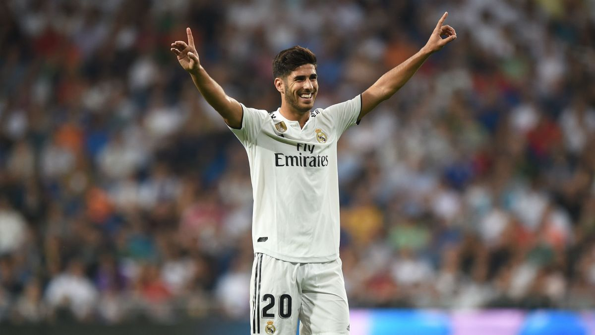 Asensio masih dibutuhkan Madrid