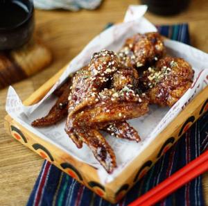 Bon-Bon Chicken