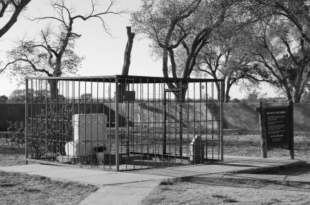 Billy The Kid's Grave in Fort Sumner, New Mexico