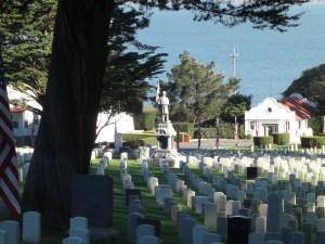 Looking toward the San Francisco Bay