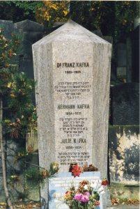 Kafka's grave