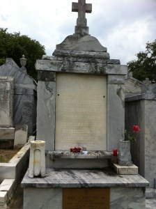 John Kennedy Toole's grave