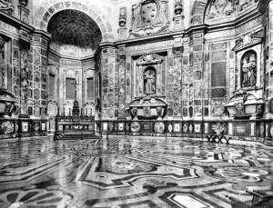 The Chapel of the Princes, Church of San Lorenzo, Florence