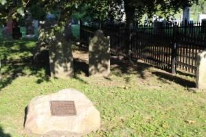 Grave of John Burch