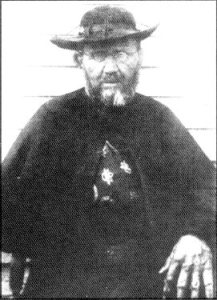 Father Damien, two months before his death