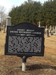 Sandy Mount