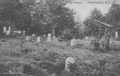 Hartsdale postcard