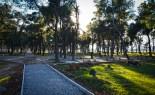 Trim staza i park