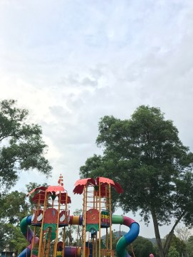 Tasik Y Large slide