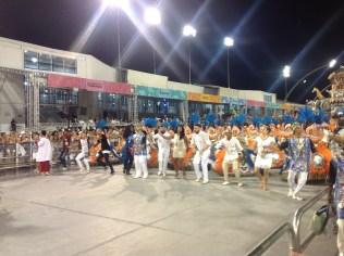 Comemoração e abertura do Tatuapé no Desfile das Campeãs (2017) - Foto de Cassius S. Abreu
