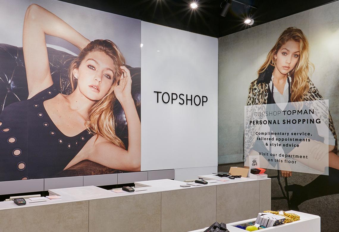 fashion retail freelance design
