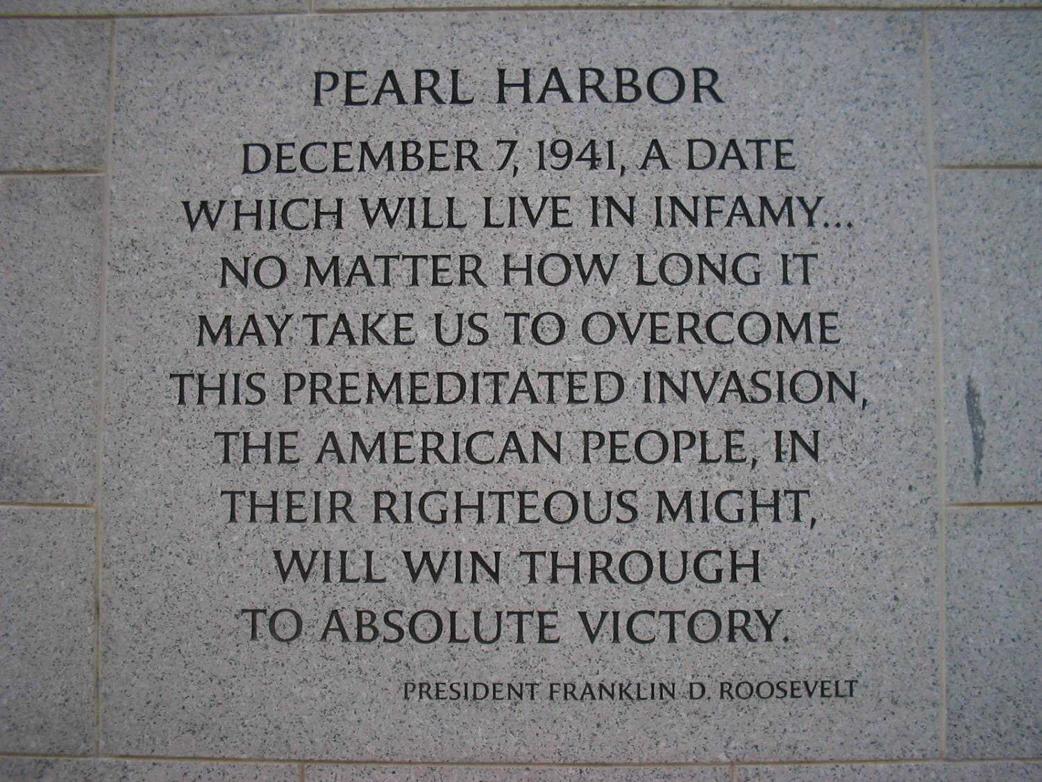 National Pearl Harbor Remembrance Day Cen10 News