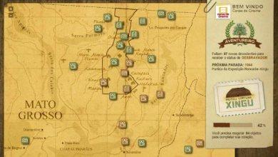 Photo of Expedição virtual pela trilha dos irmãos Villas Bôas