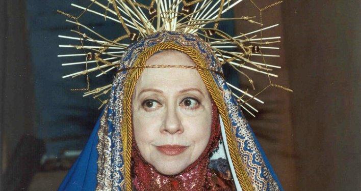 Fernanda Montenegro em O Auto da Compadecia (2000)