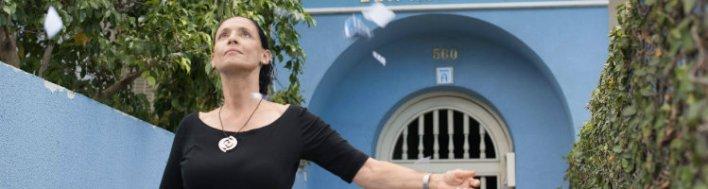 Sônia Braga, não é daquelas mães fofas, mas mães são assim. Em Aquarius (2016)