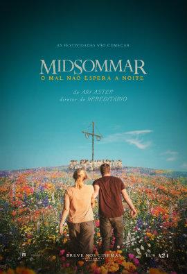 Poster de Midsommar: O Mal Não Espera a Noite (2019)