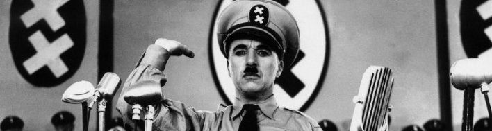 Para não ser fascista: O Grande Ditador, de Charles Chaplin