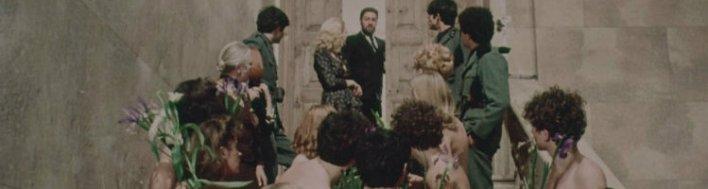 Salò ou os 120 Dias de Sodoma (Salò o le 120 giornate di Sodoma, 1975), de Pier Paolo Pasolini