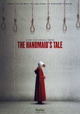 Pôster de The Handmaids Tale - O Conto da Aia