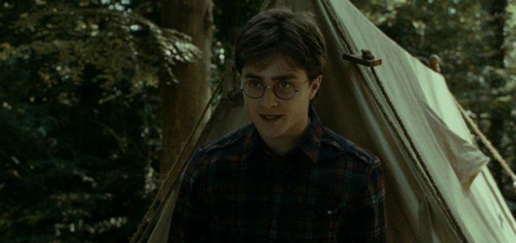 Daniel Radcliffe em Harry Potter e as Relíquias da Morte: Parte 1