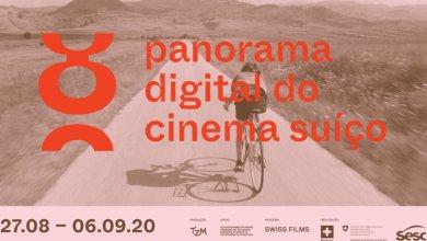 Foto de Panorama suíço agora digital