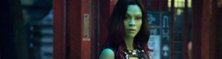 Mulher: Gamora