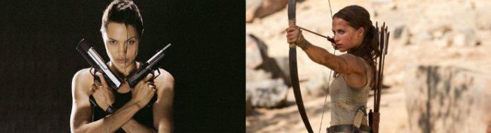 Mulher: Lara Croft