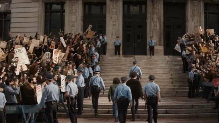 Os 7 de Chicago, filme de Aaron Sorkin lançado pela Netflix