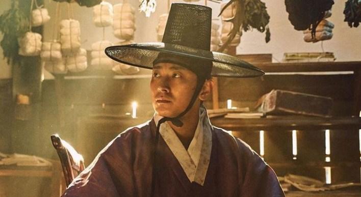 Ju Ji‑hoon, o Princípe Yi Chang, da série Kingdom